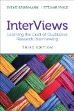 InterViews Learning the Craft of Qualitative Research Interviewing 3rd 2015 edition cover