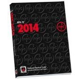 NEC 2014: National Electrical Code 2014/ Nfpa 70 13th 2013 9781455906727 Front Cover