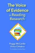 Voice of Evidence in Reading Research   2004 edition cover