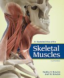 Illustrated Atlas of the Skeletal Muscles  4th 2015 edition cover