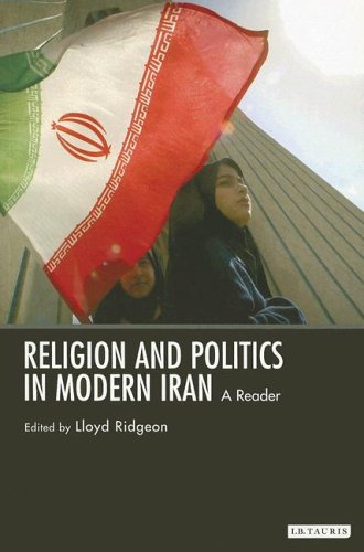 Religion and Politics in Modern Iran A Reader  2005 (Annotated) edition cover