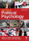 Introduction to Political Psychology  3rd 2016 (Revised) 9781848726727 Front Cover