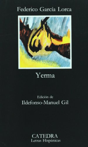 YERMA  20th 1997 edition cover