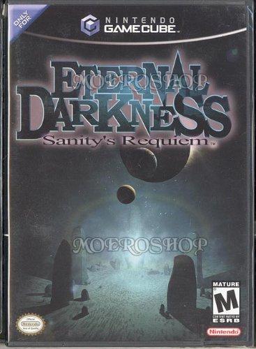Eternal Darkness: Sanity's Requiem GameCube artwork