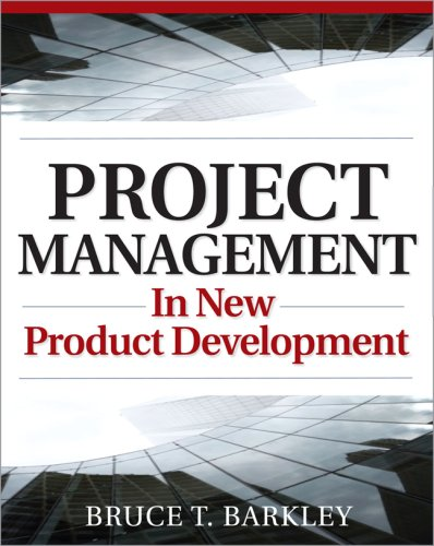 Project Management in New Product Development   2008 9780071496728 Front Cover