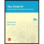 YOU CODE IT! CASE STUDIES WORKBOOK      N/A edition cover