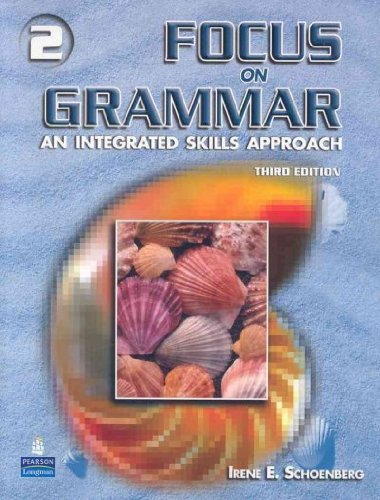 Focus on Grammar  3rd 2006 (Student Manual, Study Guide, etc.) edition cover