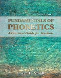 Fundamentals of Phonetics A Practical Guide for Students 4th 2016 edition cover