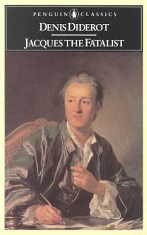 Jacques the Fatalist   1986 edition cover