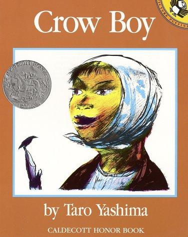 Crow Boy   1976 edition cover