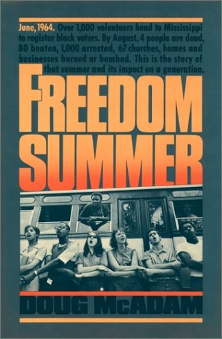Freedom Summer   1990 (Reprint) edition cover