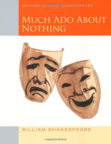 Much Ado about Nothing   2010 9780198328728 Front Cover