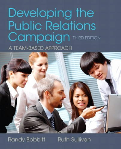 Developing the Public Relations Campaign  3rd 2014 (Revised) edition cover