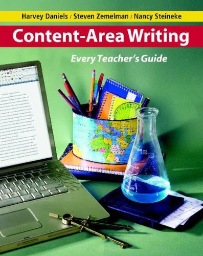 Content-Area Writing Every Teacher's Guide  2007 edition cover