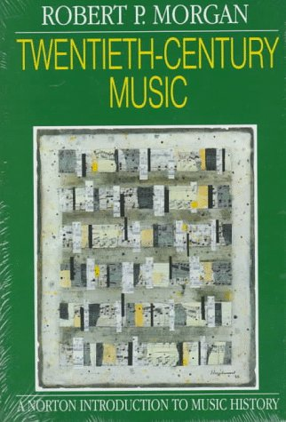 Twentieth-Century Music   1991 edition cover