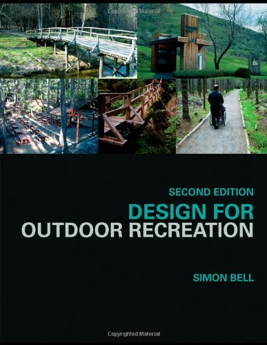 Design for Outdoor Recreation  2nd 2008 (Revised) edition cover