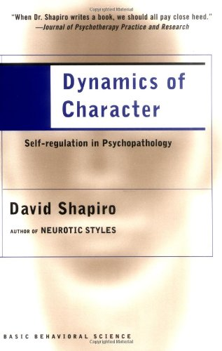 Dynamics of Character   2002 edition cover