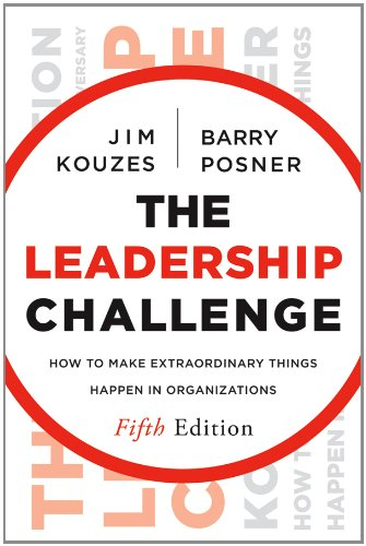 Leadership Challenge How to Make Extraordinary Things Happen in Organizations 5th 2012 9780470651728 Front Cover