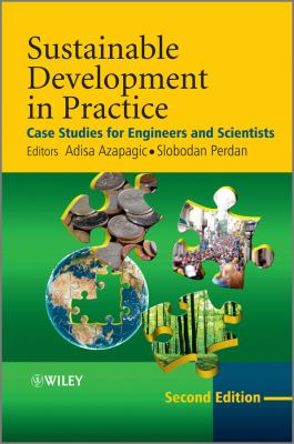Sustainable Development in Practice Case Studies for Engineers and Scientists 2nd 2011 9780470718728 Front Cover