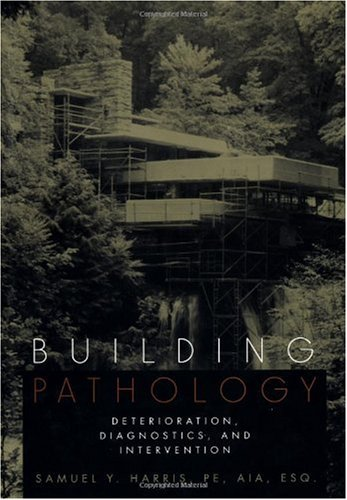 Building Pathology Deterioration, Diagnostics, and Intervention  2001 edition cover