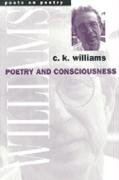Poetry and Consciousness  N/A 9780472066728 Front Cover