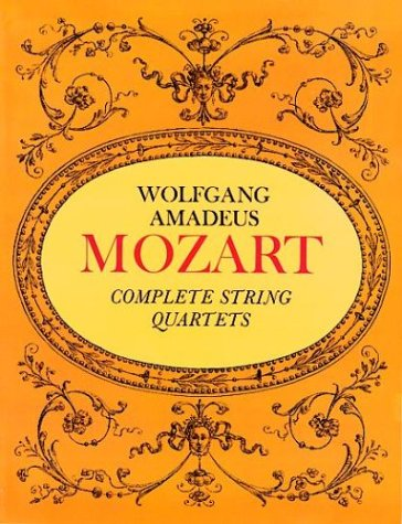 Complete String Quartets  N/A edition cover