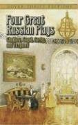 Four Great Russian Plays   2004 edition cover