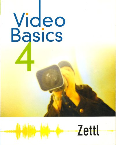 Video Basics 4th 2004 9780495021728 Front Cover