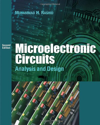 Microelectronic Circuits Analysis and Design 2nd 2011 edition cover