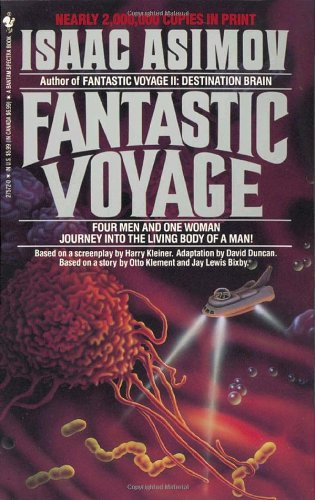 Fantastic Voyage  N/A edition cover