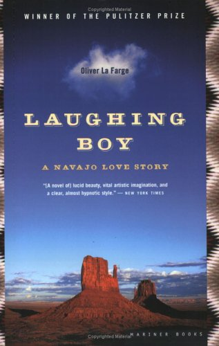 Laughing Boy A Navajo Love Story  2004 edition cover