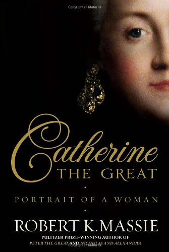 Catherine the Great Portrait of a Woman  2011 edition cover