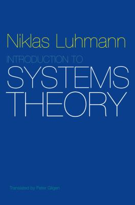 Introduction to Systems Theory   2011 edition cover