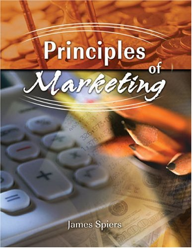 Principles of Marketing Revised 9780757512728 Front Cover