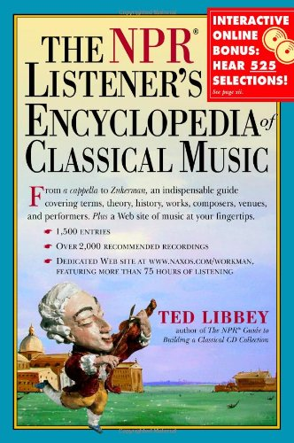 NPR Listener's Encyclopedia of Classical Music   2005 edition cover
