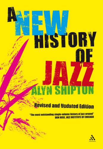 New History of Jazz  2nd 2010 (Revised) edition cover