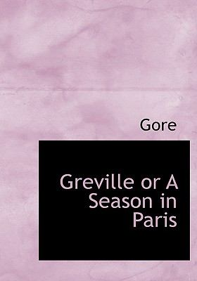 Greville or a Season in Paris N/A edition cover