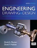 Engineering Drawing and Design: 6th 2016 9781305659728 Front Cover