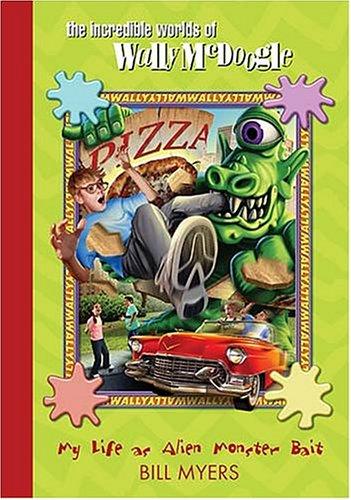 My Life as Alien Monster Bait   2005 9781400305728 Front Cover