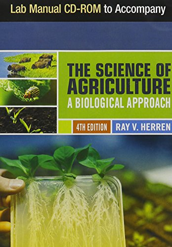 Science of Agriculture A Biological Approach 4th 2012 9781439057728 Front Cover