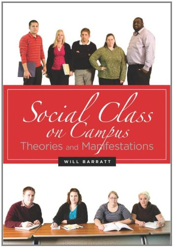 Social Class on Campus Theories and Manifestations  2011 edition cover