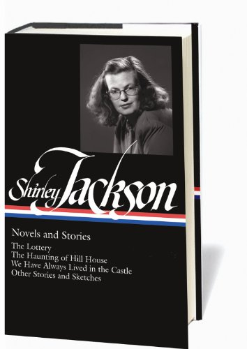 Shirley Jackson - Novels and Stories   2010 edition cover