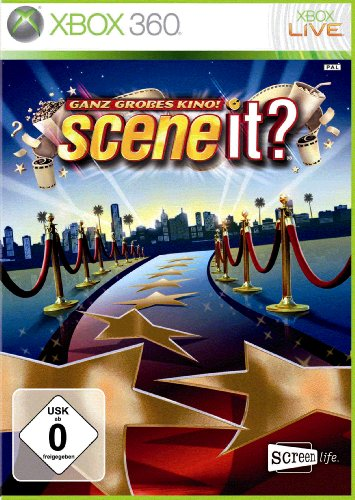 Scene It? - Ganz gro?es Kino! [German Version] by Warner Interactive Xbox 360 artwork