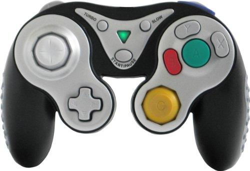 Gamecube - Gamecube - Shock Schwarz GameCube artwork