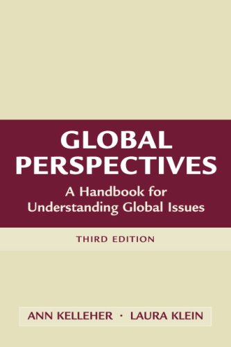 Global Perspectives A Handbook for Understanding Global Issues 3rd 2009 edition cover