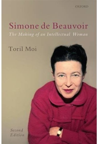 Simone de Beauvoir The Making of an Intellectual Woman 2nd 2009 edition cover