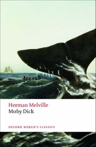 Moby Dick   2008 edition cover