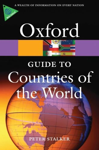 Guide to Countries of the World  3rd 2010 edition cover