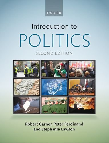 Introduction to Politics  2nd 2012 edition cover