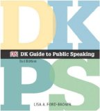 Dk Guide to Public Speaking  2nd 2014 edition cover